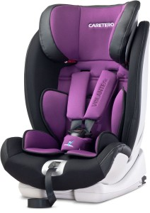CARETERO Fotelik VOLANTE FIX ISOFIX 9-36 Purple